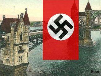 Siebengebirge historia, Alemania Nazi, Bonn