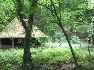 Refugio en el valle Annatal