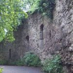 Ruina medieval Drachenfels, Siebengebirge, Königswinter