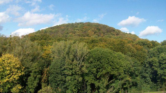 Montaña Wolkenburg, Siebengebirge, Königswinter
