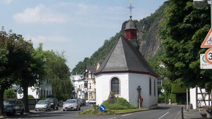 Bad Honnef-Rhöndorf, capilla