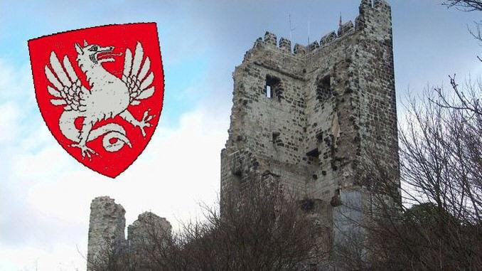 Castillo medieval Drachenfels