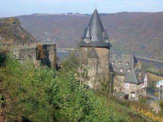 Castillo Stahleck, Bacharach