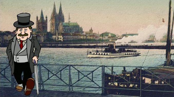 Colonia y Rin en los años 20