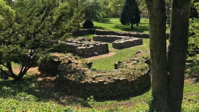 Castillo medieval Reitersdorf
