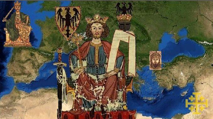 El tiempo de Enrique VI de Hohenstaufen